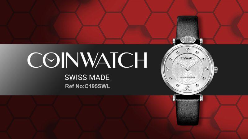 ساعت مچی کوین واچ مدل C195SWL