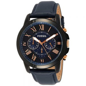 ساعت مچی مردانه فسیل مدل FS5061